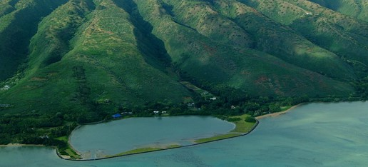 Hawaiian fish ponds